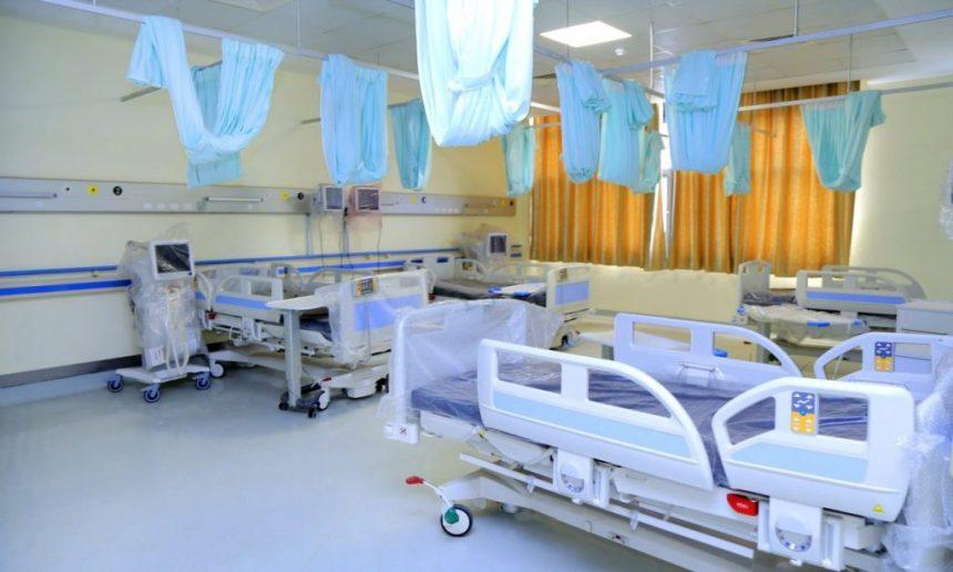 Medical Equipment  at DHS Medical Logistics Show room